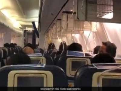 Inside visuals of Jet Airways