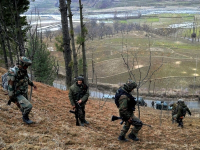 J&K: 2 terrorists killed in Kupwara
