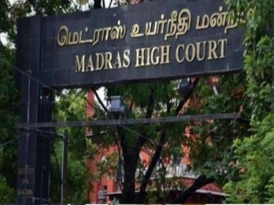 Madras HC issues notice to Centre