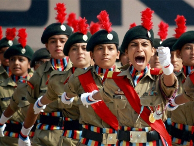 Now, special NCC parade in educational