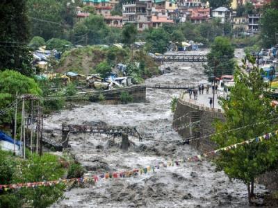 Heavy rainfall alert in Uttarakhand