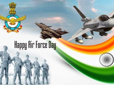 Air Force Day 2018: IAF displays fill audience with awe - Oneindia News