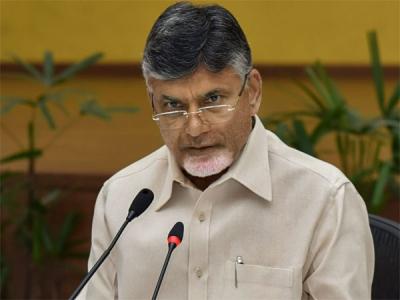 Naidu alleges Centre threatening