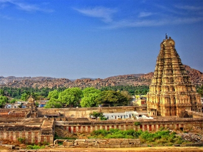 5 reasons to visit Hampi