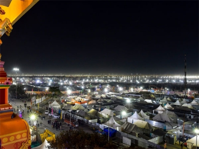 Kumbh 2019: When sarais were set up to