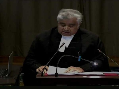 Kulbhushan Jadhav case hearing at ICJ