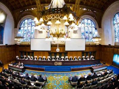 India urges ICJ to draw a redline