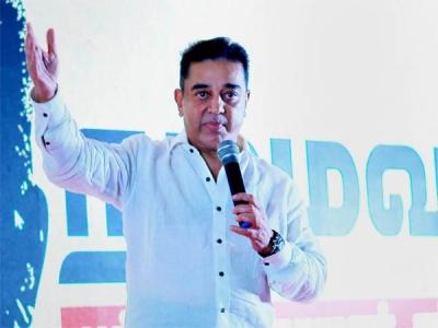 Kamal Hassan demands plebiscite in Kashm