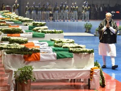 Pulwama attack puts Narendra Modi in