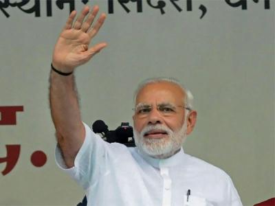 Maharashtra: PM Modi launches development projects in Yavatmal