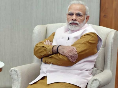 Narendra Modi awarded Seoul Peace Prize
