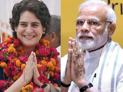 Priyanka set to visit Modi's constituenc