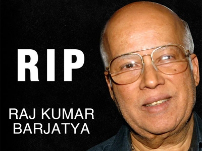 Raj Kumar Barjatya no more