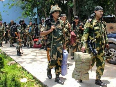 Mobilisation of forces bigger for LS