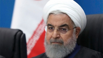 Iran's president says new oil field with