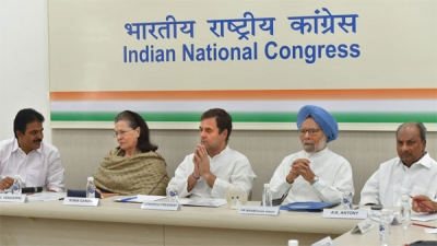 Congress won't become 'headless' at stro