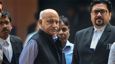 #MeToo: M J Akbar's defamation case