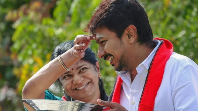 Stalins Son Udhayanidhi Appointed Dmk Youth Wing State