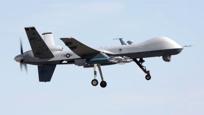 Pakistan using drones to drop weapons