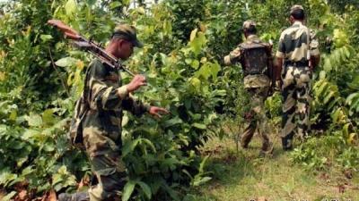 400 Naxals had ambushed security personnel in Chhattisgarh: Report -  Oneindia News