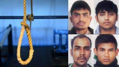 Nirbhaya convicts to be hanged on March