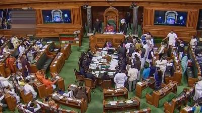 Lok Sabha passes 3 key labour codes