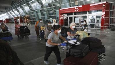 Hotel quarantine for foreign returnees o