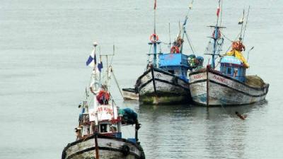 Fishing, marine aquaculture activities