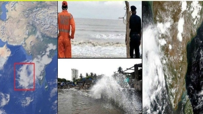 Cyclone Nisarga: From rain, wind warning to damage expected, all you need  to know - Oneindia News