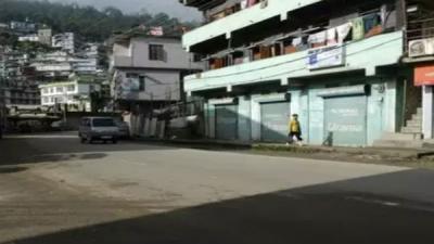 Govt declared entire Nagaland