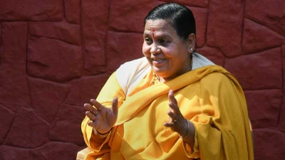 Covid +ve Uma Bharti hospitalised