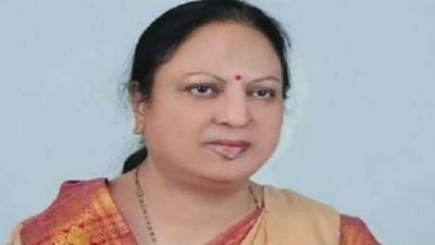 Uttar Pradesh Cabinet Minister Kamala Ra