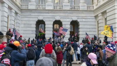 Capitol rioters included highly trained