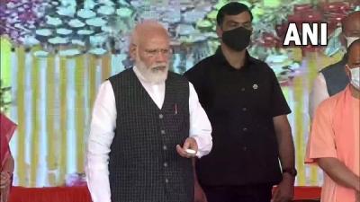 PM Modi launches Ayushman Bharat Health