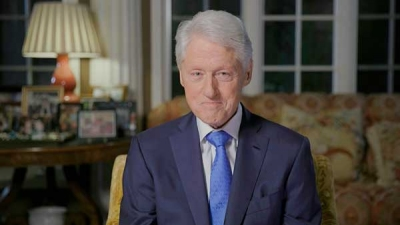 Bill Clinton to spend 1 more night