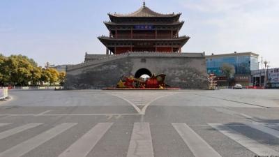 China locks down ahead of Winter Olympic