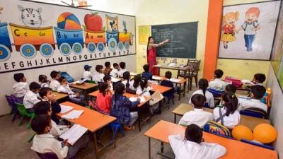 Schools in Karnataka for Class 1-5 re-op