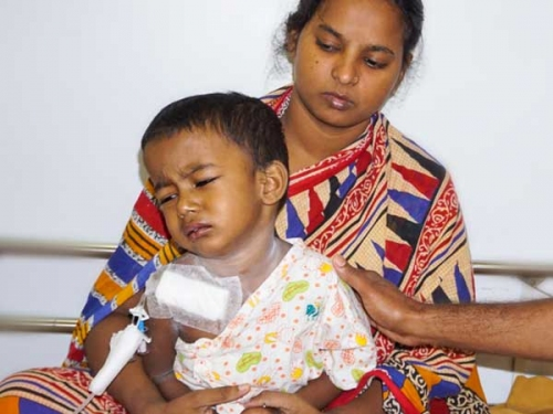 3-year-old Avijit Who Suffers From Cancer Will Not Survive Without Urgent Treatment