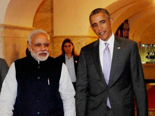 President Obama accepts PM Modi's invitation, to be chief guest at R-Day celebrations in 2015