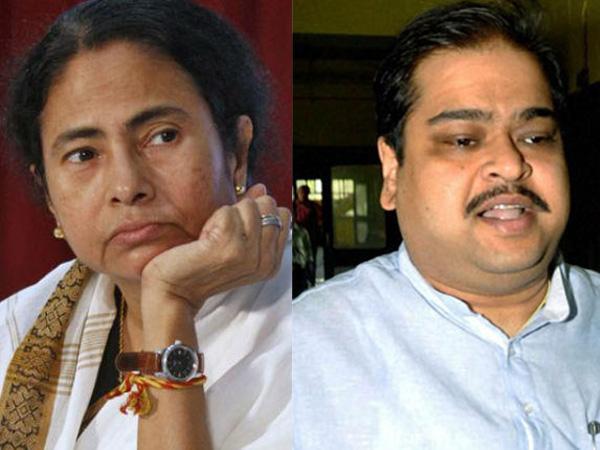 Saradha Scam: Setback for Mamata Banerjee, TMC MP Srinjoy Bose arrested