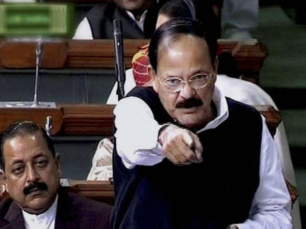 Neither Govt, nor BJP involved in conversion: Venkaiah Naidu
