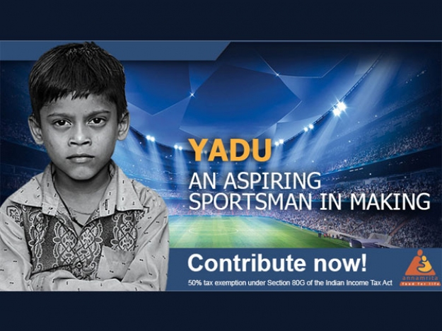 Yadu, An 8-year-old Slum Boy From Tamil Nadu, Can Live His Dream Now