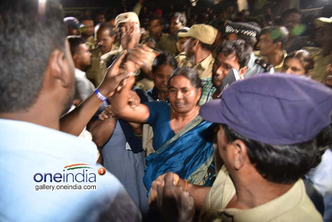 Events In HCU During Rohith's Vardhanthi