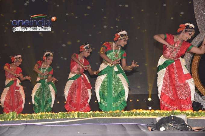 ABU 1st International Television Dance Festival At Shilpakala Vedika