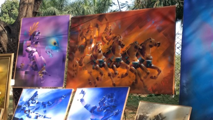 Chitra Santhe 2017 In Bengaluru