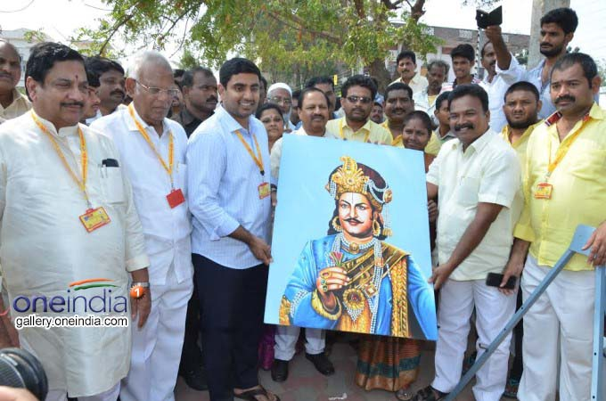 Photo Gallery: Nara Lokesh Inaugurates NTR Museum In Vijaywada