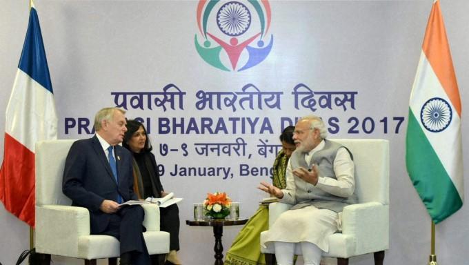 Pravasi Bharatiya Divas 2017