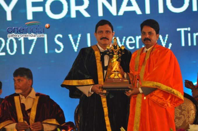 PM Narendra Modi Inaugurates Indian Science Congress At Tirupati