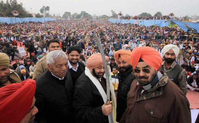 Photo Gallery: पंजाब विधानसभा चुनाव 2017