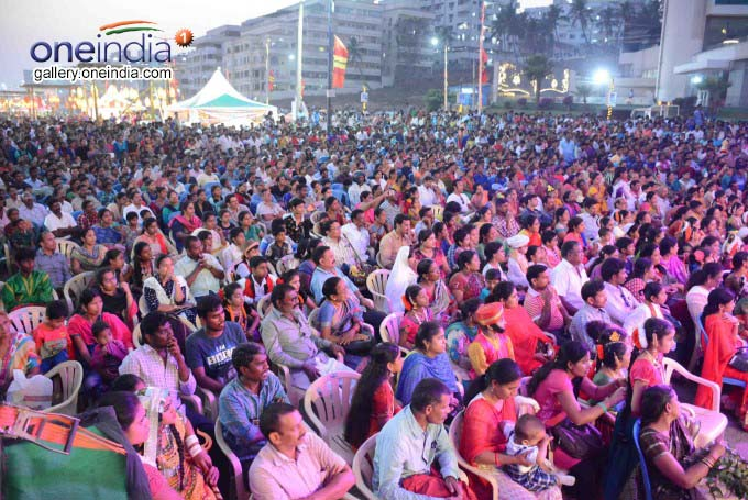 Visakha Utsav 2017 At RK Beach In Visakhapatnam